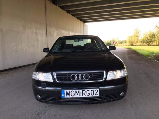 Audi a4 b5 1.9 tdi AHU 1998