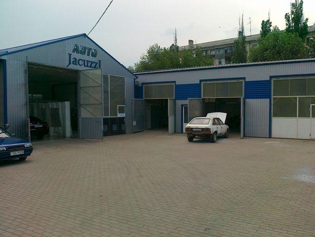 Продам СТО станцию технического обслуживания и автомойку в г Зугрэсе