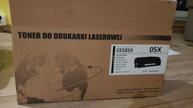 Toner CE505X do drukarki HP LaserJet P2055