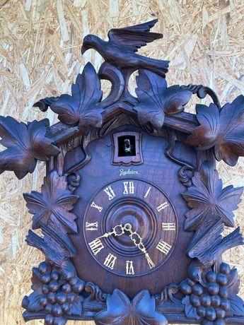 Relógio de Cuco Antigo da Reguladora