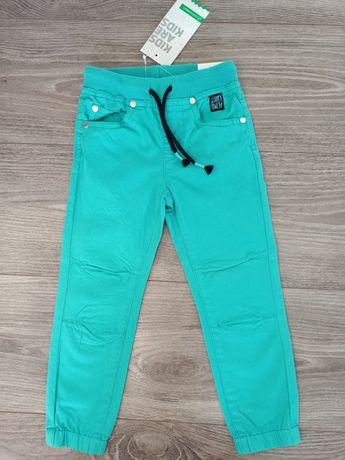 Nowe spodnie dla maluszka 98