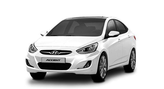 Hyundai Accent 20121/13-на запчасти