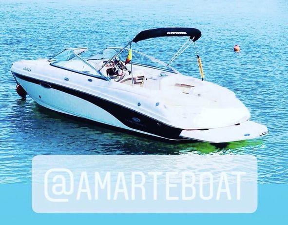 Aluguer barco / passeios barco