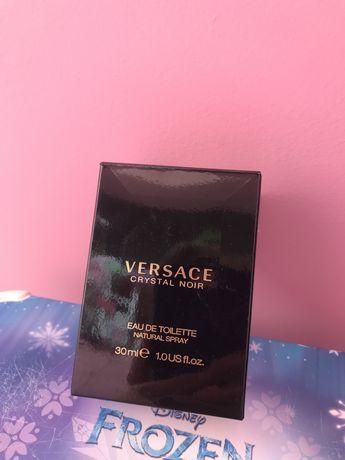 Туалетная вода Versace cristal noir