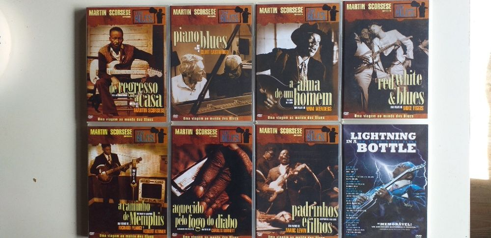 Martin Scorsese Apresenta The Blues DVD Trancoso (São Pedro E Santa Maria) E Souto Maior - imagem 1