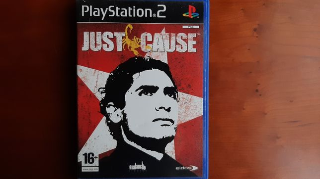 Just Cause playstation 2