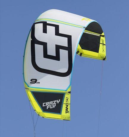 !! Kite Crazyfly Tango 9m jak nowy!!