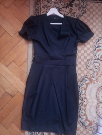 Sukienka granatowa SLN