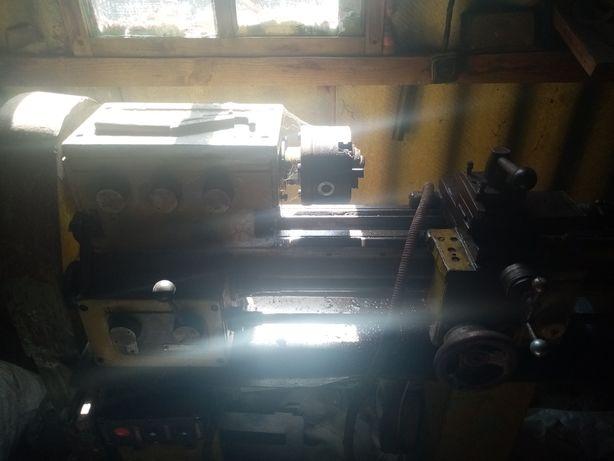 Токарно-винторезный станок 6м