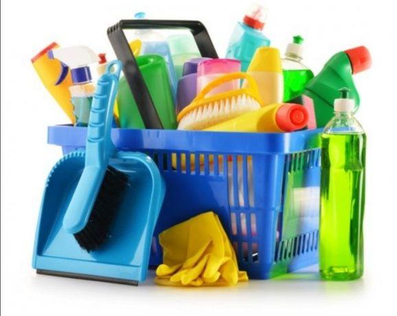 Limpezas domésticos