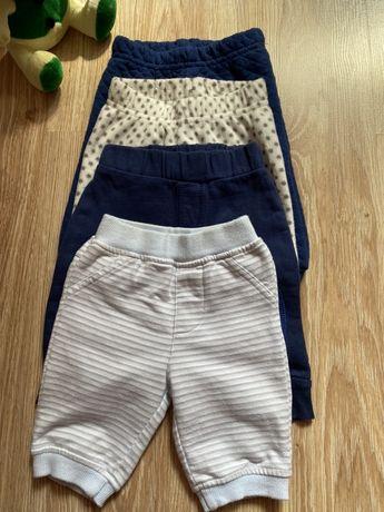 Детские штанишки 0-3 месяца