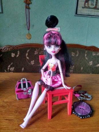 Кукла Monster High Дракулаура от Mattel