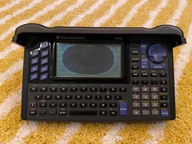 Calculadora TEXAS TI-92