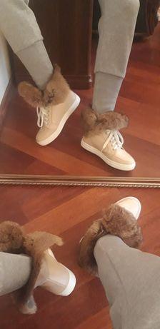 Продам новые зимние кроссовки,кеды ботинки, сапоги