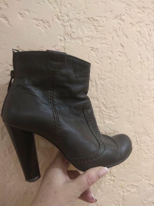 Продам кожаные ботинки Белая Церковь - изображение 1