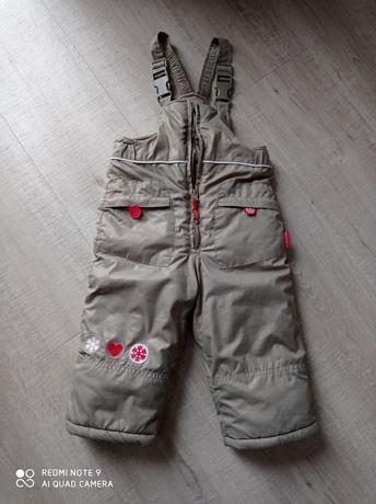 Spodnie zimowe coccodrillo 86