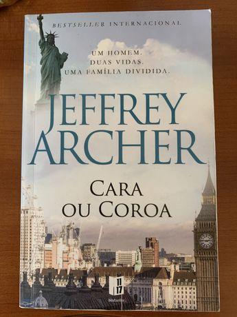 Cara ou coroa jeffrey Archer