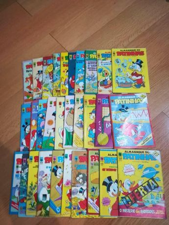 Conjunto de 30 livros infantis antigos vendo indivual ou conjunto