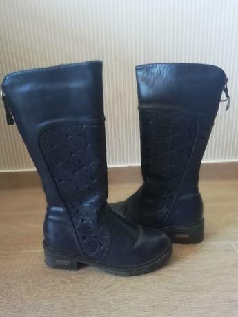 Зимові чоботи 33 розмір