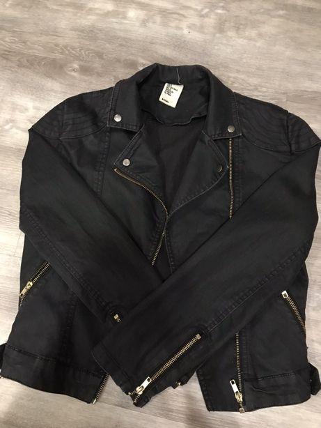 Джинсовака-косуха, пиджак