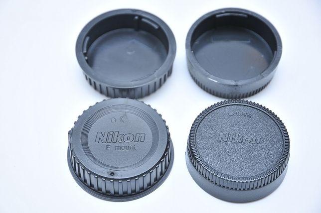 Nikon LF-1/LF-4 Задняя крышка обьектива байонет Nikon F НОВОЕ опт