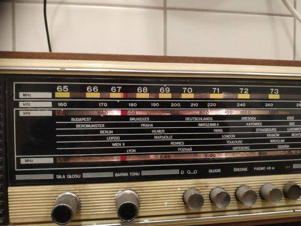 Radio UNITRA Jubilat