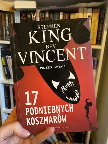 17 podniebnych koszmarów - King