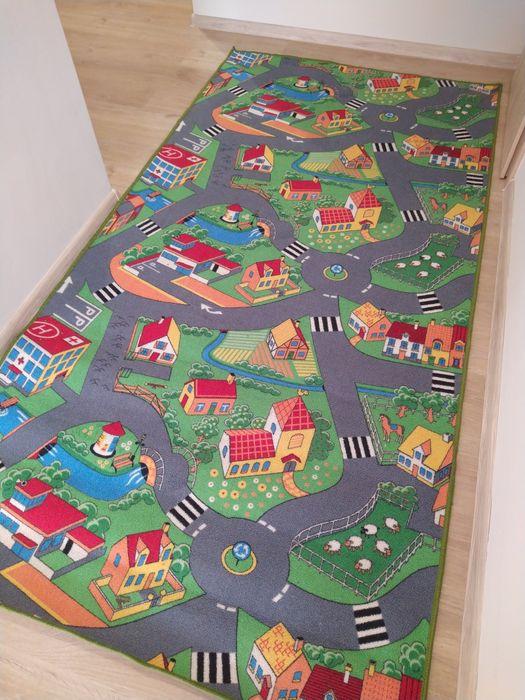 Sprzedam dywan droga drogi dla dzieci 120/250 Oświęcim - image 1