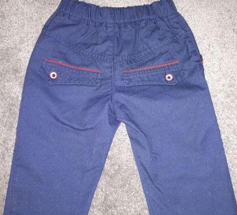 spodnie chłopięce 104
