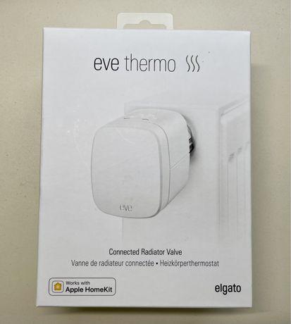 Термоголовка Elgato Eve Thermo Apple Homekit