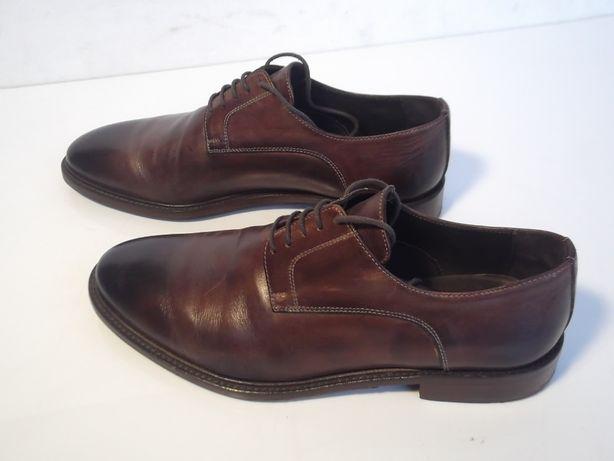 buty skorzane meskie wizytowe roz 40