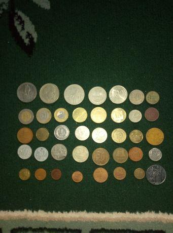 монети бони банкноти денги обмен