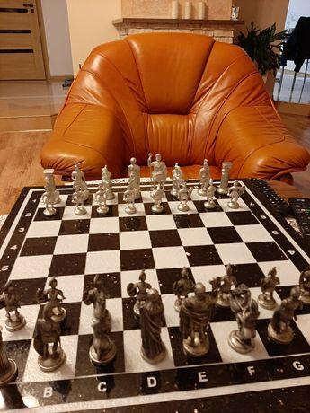 Szachownica plansza do szachow granitowa marmurowa szachy
