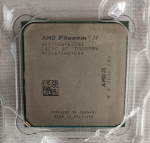 Procesor AMD Phenom II x2 550 HDZ550WFK2DGI AM2+/AM3
