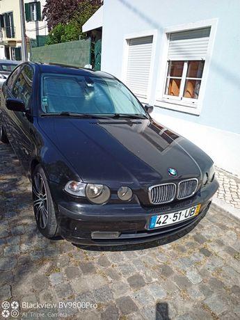 BMW 320 compact 150cv