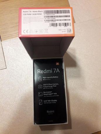 Xiaomi redmi 7 nowy-  rezerwacja