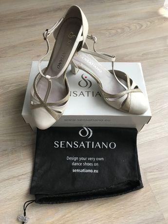 Buty ślubne taneczne Sensatiano rozmiar 39