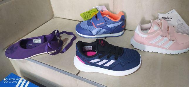 Nowe buty Adidas, Nike i inne r. 23