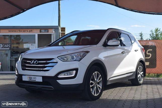 Hyundai Santa Fe 2.2 CRDI 7 Wagon