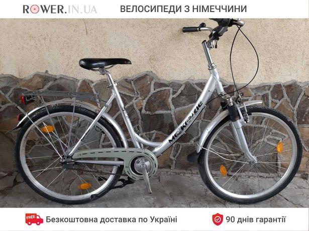 Алюмінієвий велосипед бу з планетаркою на 7 шв. Mc Kenzie 26 D24
