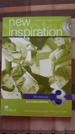 Macmillan New Inspiration pre-intermediate Workbook