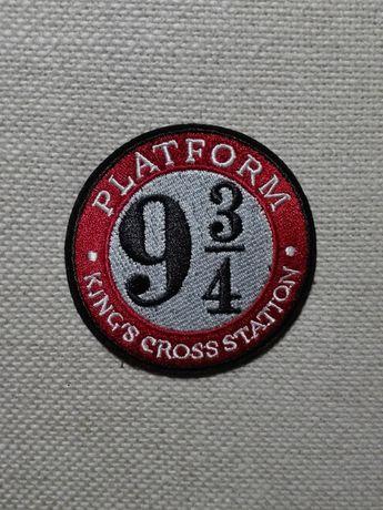 Emblema Bordado Harry Potter