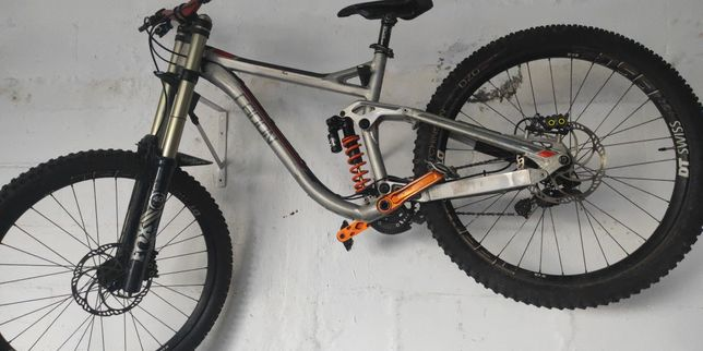 Bicicleta radon 2016 downhill