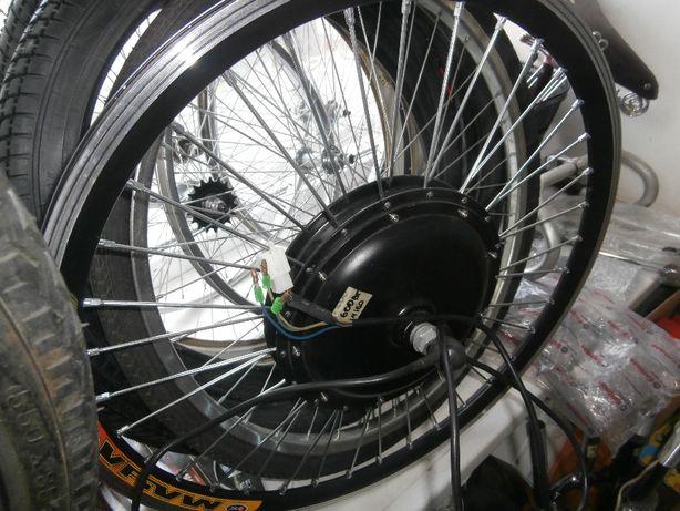 мотор-колесо 600 Вт контроллер 48 В