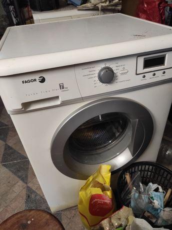 Maquina lavar roupa fagor