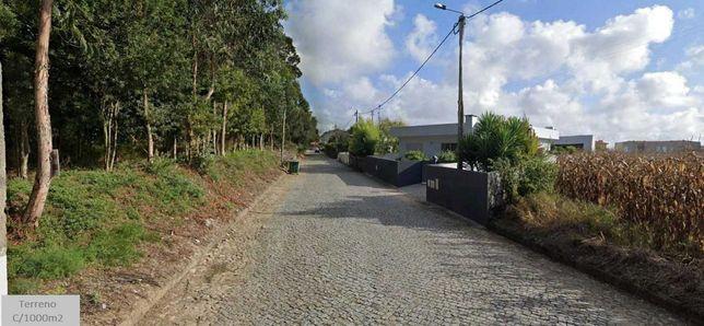 Terreno com 1.000 m2 para moradia isolada