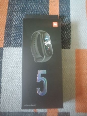 Xiaomi mi band 5 opaska sportowa