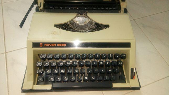 Máquina Escrever Rover 3000