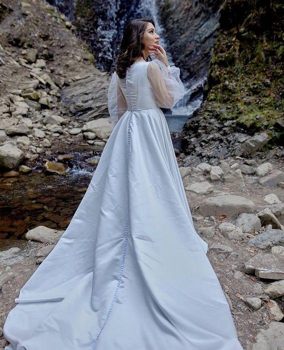 Весільна сукня Новояворівськ - зображення 1