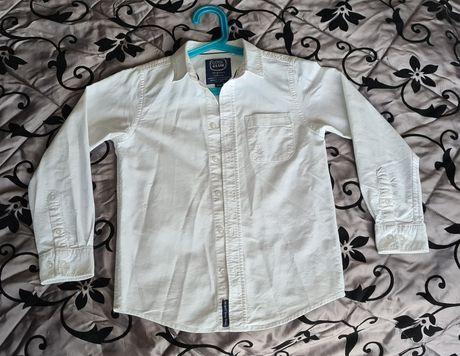 Koszula biała Cool Club Smyk roz. 134 stan BDB